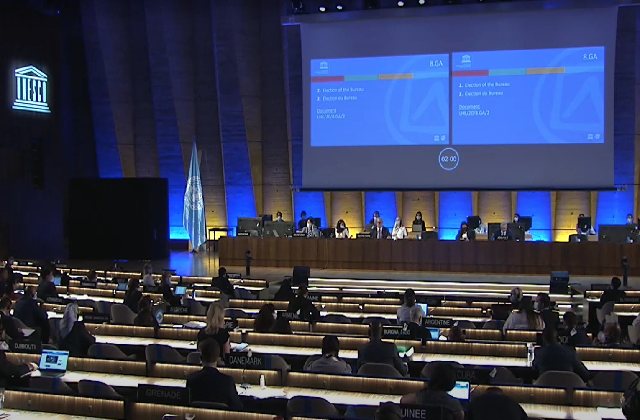 Туркменистан представил делегацию в сессии Генассамблеи участников Конвенции ЮНЕСКО