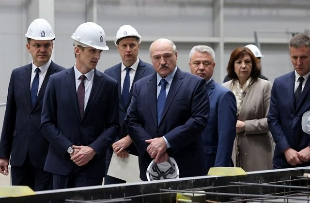 Президент Беларуси призвал продвигать отечественный стройсервис на территории РФ
