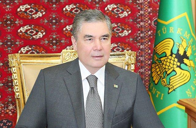 Президент Туркменистана обратился к участникам 75-й сессии ГА ООН