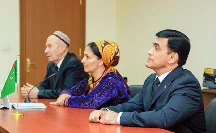 Государственный цирк Туркменистана получил подарок от правительства США