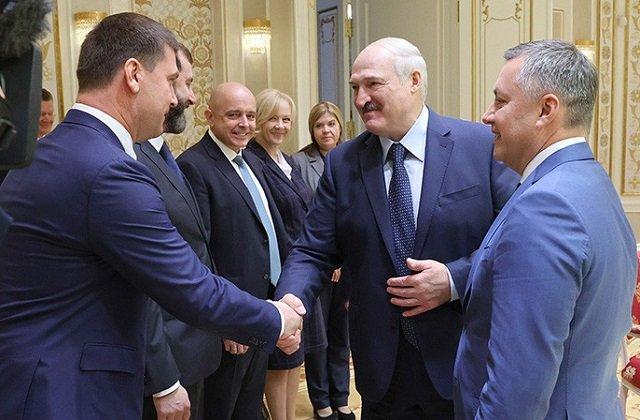 Лукашенко предложил Иркутскому региону РФ активизировать промышленное сотрудничество