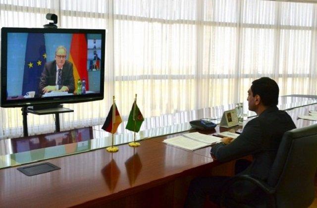 Туркменистан и Германия расширят торгово-экономическое сотрудничество