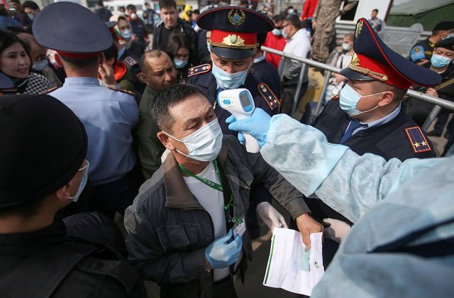 Правительство Казахстана ужесточит контроль за соблюдением санитарных норм