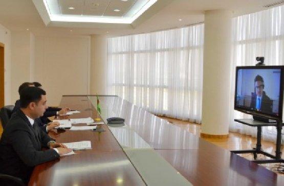 Транзит энергоресурсов обсудили Туркменистан и участники ДЭХ