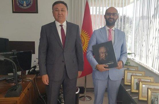 Турецкая компания готова открыть в Киргизии лабораторию для проведения ПЦР-тестов