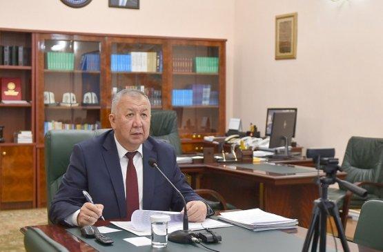 Глава правительства Киргизии просит быть готовыми к форс-мажорным обстоятельствам в связи с пандемией