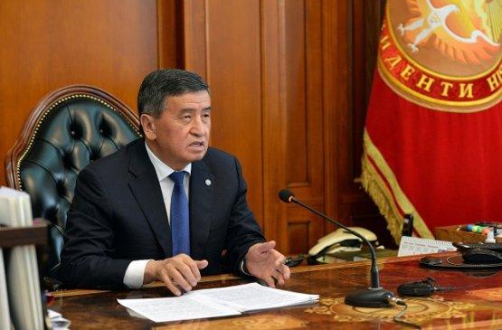Президент Киргизии поручил сообщить фермерам об условиях получения льготного кредитования