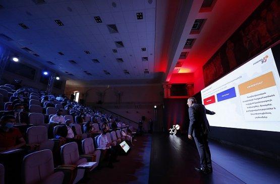 Пашинян представил стратегию развития Армении до 2050 года