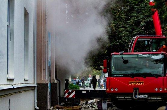 В Молдове начались сборы средств для восстановления национальной филармонии после пожара