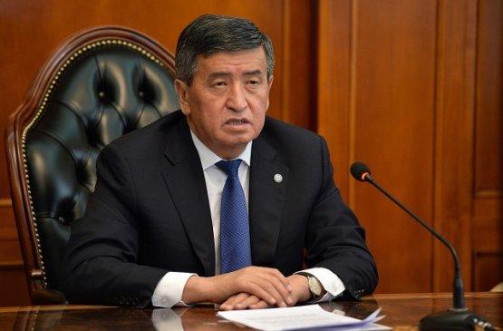 Президент Киргизии в течение двух дней посетит Россию и Венгрию