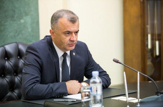 Премьер Молдовы выразил соболезнованию украинскому коллеге в связи с произошедшей трагедией