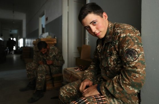Территорию Армении обстреляли ВС Азербайджана