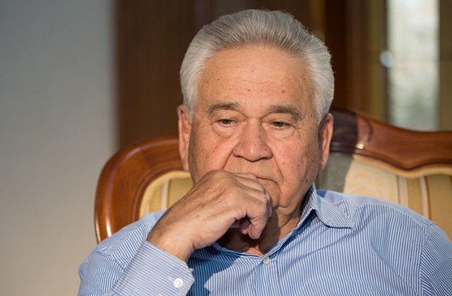 Президент Украины вывел Фокина из минских переговоров