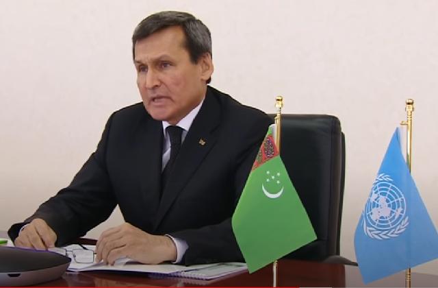 Туркменистан на пути соединения к Сети творческих городов ЮНЕСКО