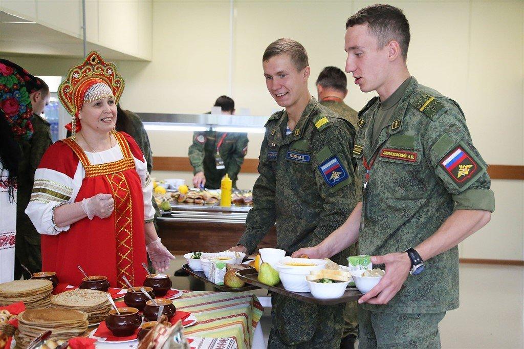 Служу Отечеству с комфортом: в России начался осенний призыв