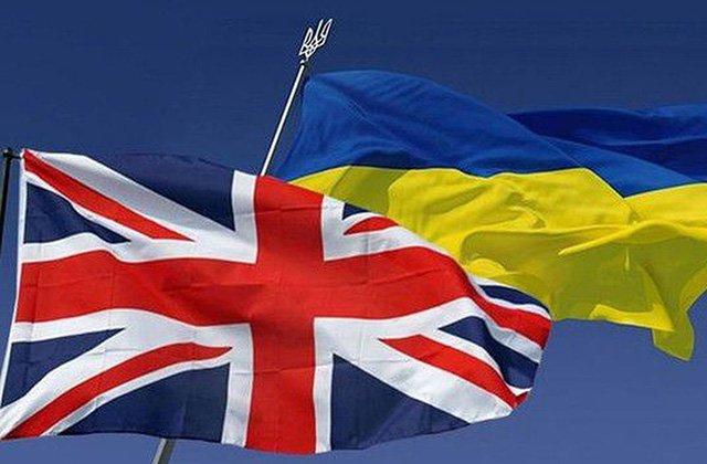 Британия вложит $1,6 млрд в развитие флота Украины