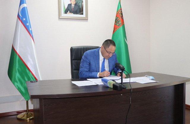 Ашхабад и Ташкент расширят бизнес-партнёрство