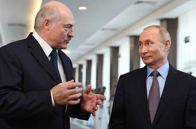 Лукашенко и Путин договорились проработать полное открытие взаимных границ