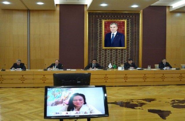 Туркменистан с ВТО обсудил вопросы вступления в организацию