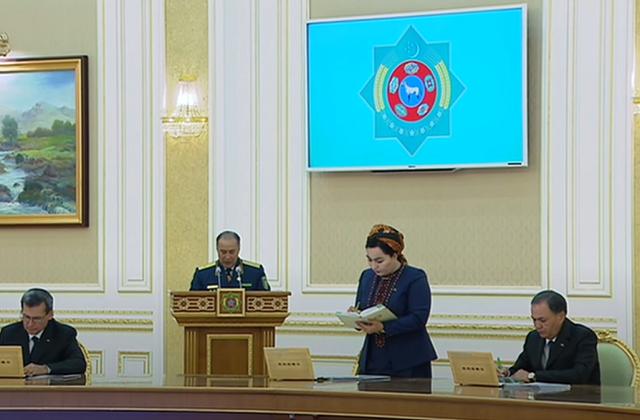 Туркменистан проводит мероприятия по искоренению взяточничества и коррупции