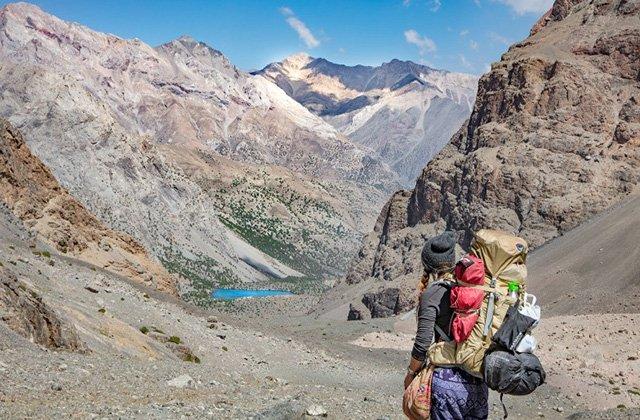 Туристический поток в Таджикистане упал на 63%