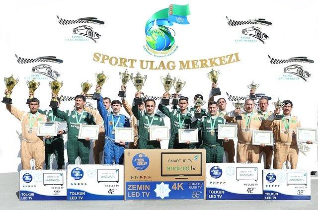 Ралли-рейд Garagum ýalkymy прошёл в Туркменистане