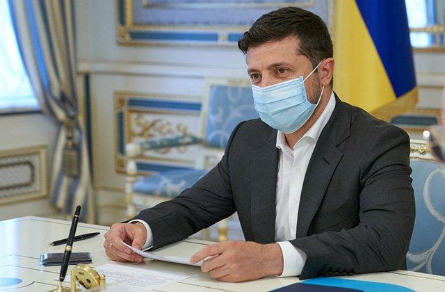 Лидер Украины ознакомился с кандидатом в вакцины от коронавируса