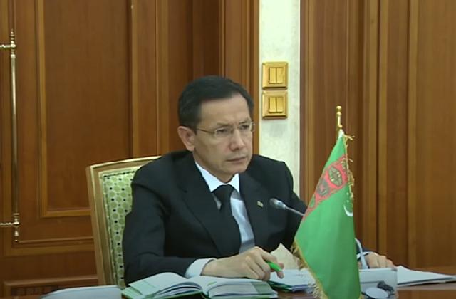 Туркменистан обсудил вопросы сотрудничества в рамках программы ЦАРЭС