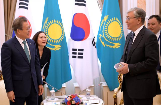 Казахстан и Южная Корея обсудили перспективы экономического взаимодействия
