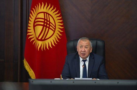 В Киргизии ожидается маловодье, которое продолжится несколько лет