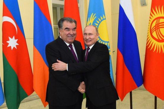 Сотрудничество России и Таджикистана назвали стабильным