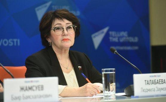 Людмила Талабаева обратила внимание Министра внутренних дел России на незаконный оборот древесины