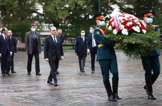 Глава МИД Армении вновь прибыл в Москву