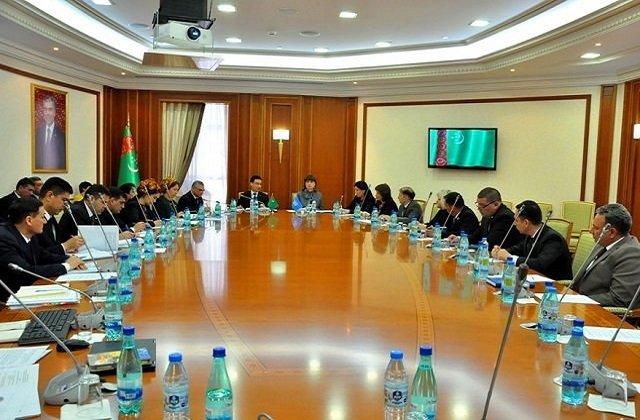 Туркменистан и ПРООН рассмотрели реализацию совместной программы по социальным услугам