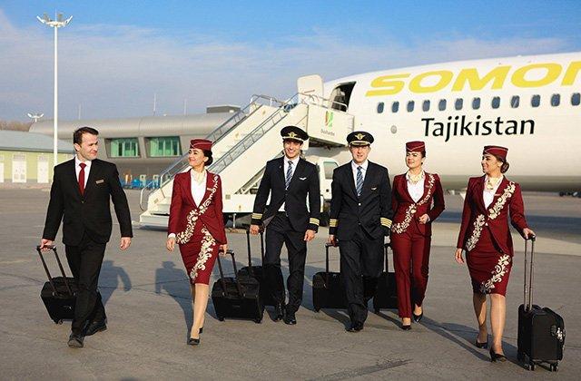 В Таджикистане  назвали причины роста цен на авиабилеты