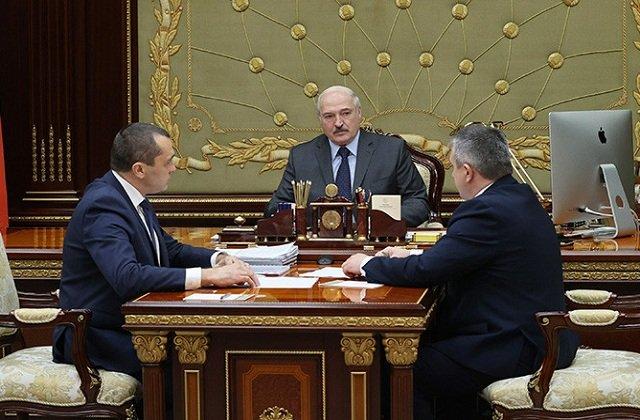 Глава Белоруссии потребовал не допустить скачков цен на продукты питания