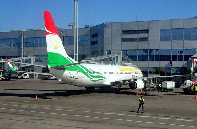 В Таджикистане запустили свободную продажу билетов на чартерные рейсы из РФ