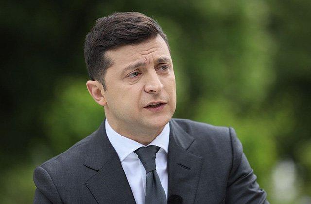 Президент Украины на русском языке обратился к жителям Донбасса