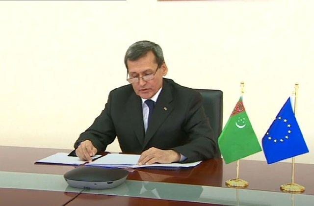 Туркменистан предложил усилить внимание проблеме изменения климата