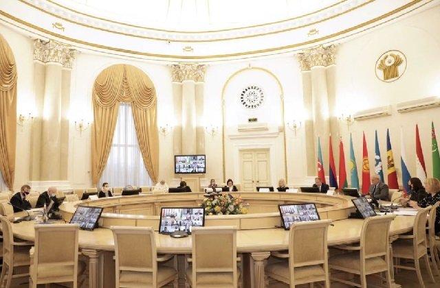 Туркменистан принял участие во встречах в рамках сотрудничества государств-участников СНГ
