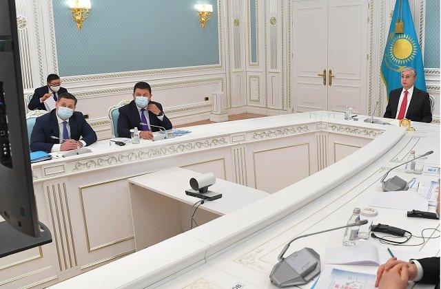 Глава Казахстана инициировал оздоровление бизнес-климата в стране