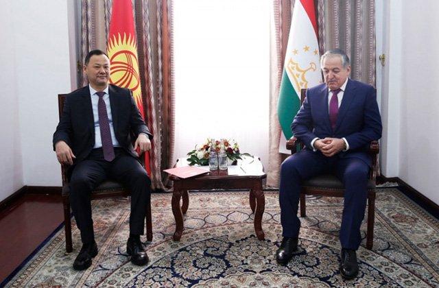 Таджикистан и Кыргызстан укрепят экономическое партнёрство