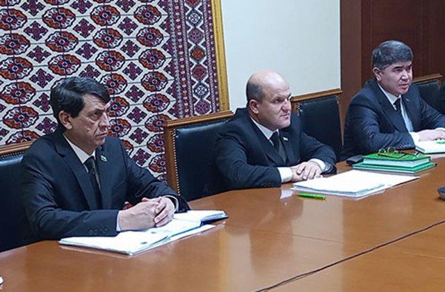 Туркменистан и Афганистан обсудили использование трансграничных водных ресурсов