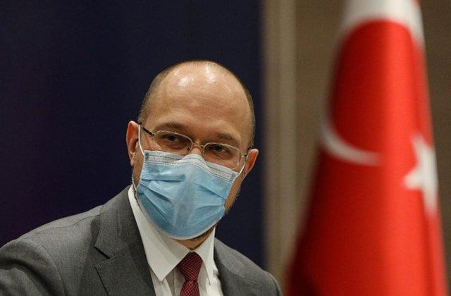 Премьер Украины встретился с ведущими турецкими инвесторами