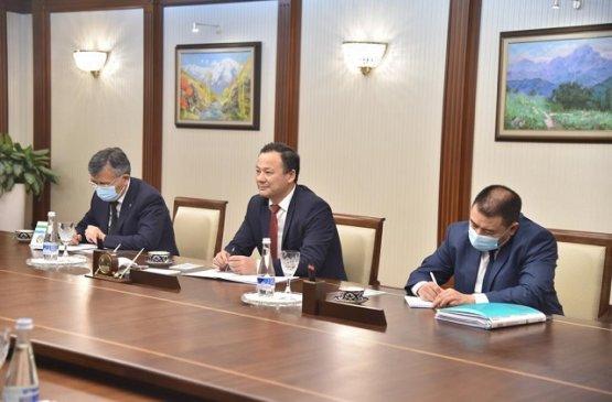 Узбекистан намерен построить в Киргизии лечебно-оздоровительное учреждение