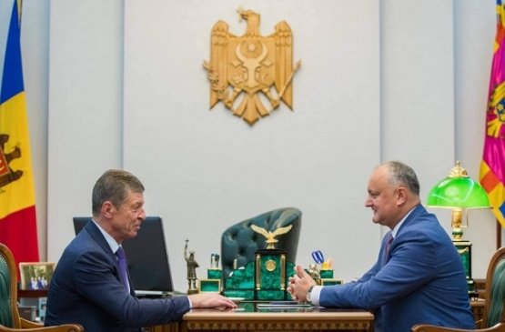 Президент Молдовы намерен посетить Россию с рабочим визитом