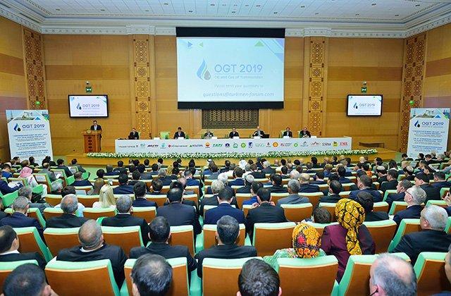 В Ашхабаде открылся форум по энергетической дипломатии Туркменистана