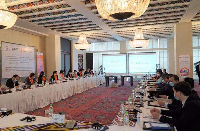 В Таджикистане подвели итоги проекта по предотвращению домашнего насилия