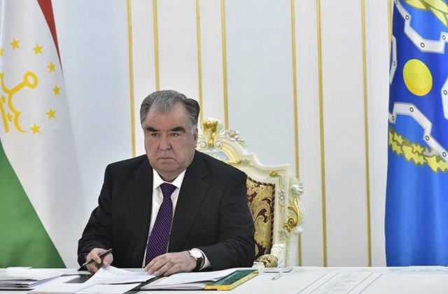 Таджикистан и РФ усилят борьбу с терроризмом