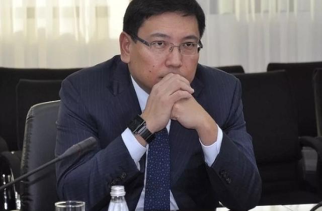 Глава Казахстана проинспектировал работу национального банка страны